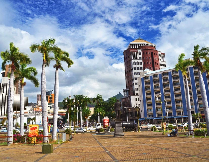 Port louis the cultural city of mauritius - Where is port louis mauritius located ...