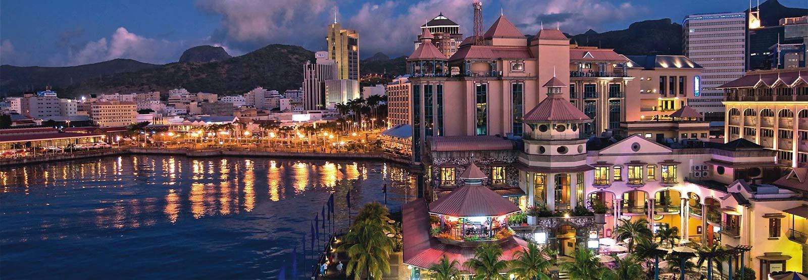 Mauritius Caudan
