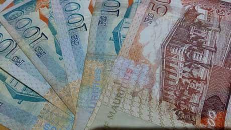 L'argent et le change à l'île Maurice